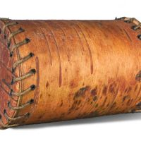 Rattle of bark